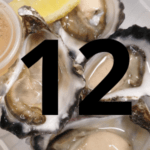 Oysters by 12