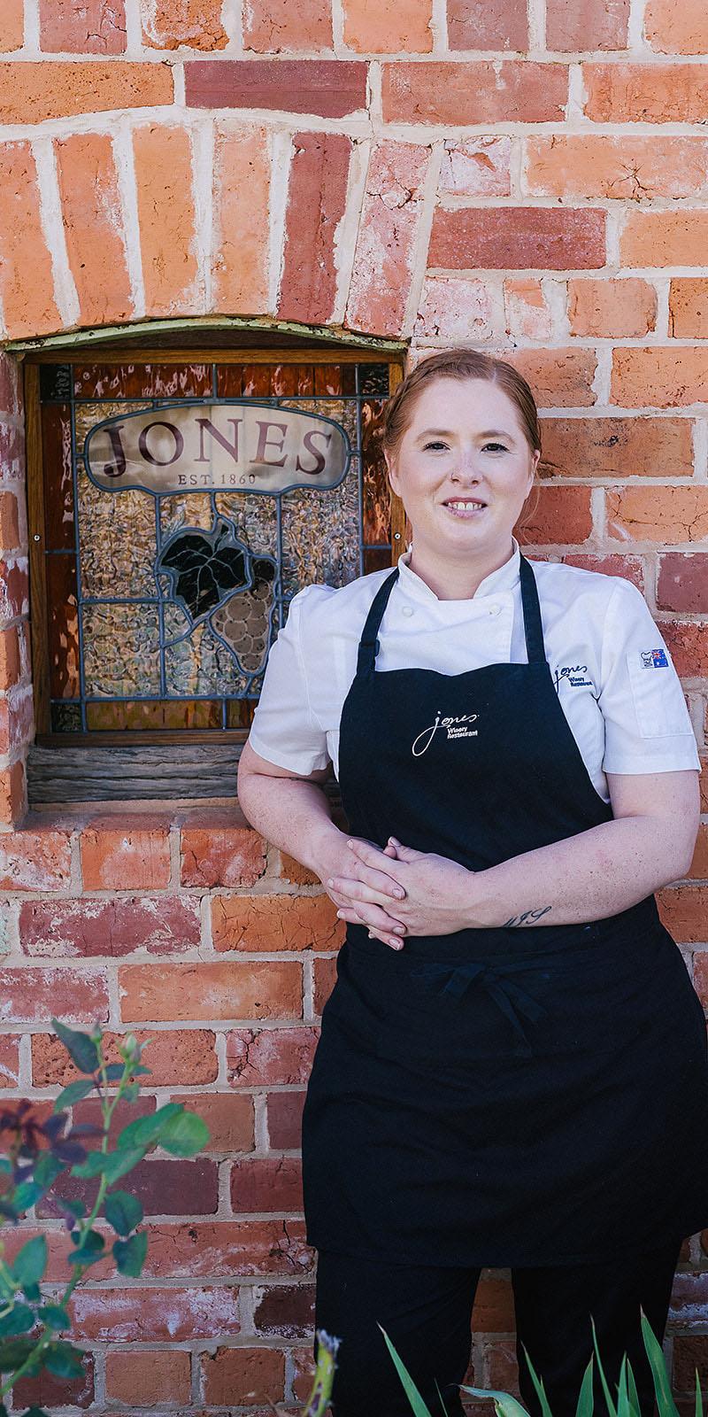 Jones Winery Restaurant