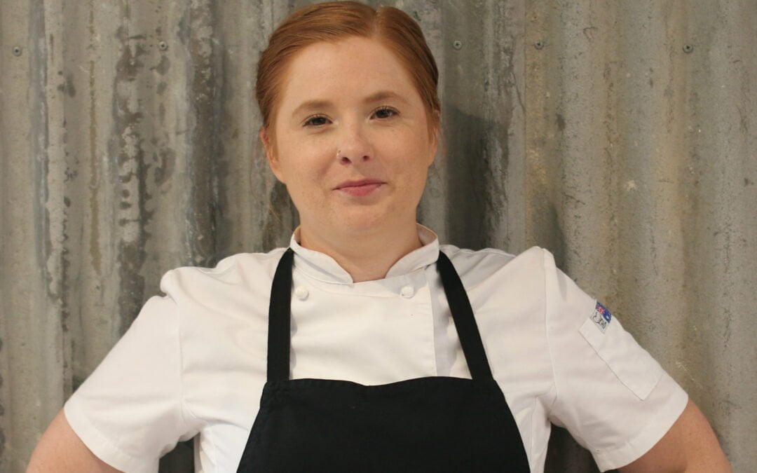 Introducing our new chef, Briony Bradford