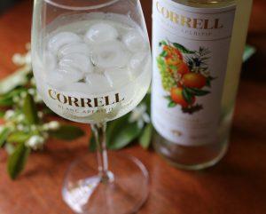 Correll on ice