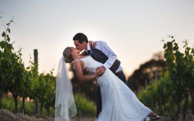 Jones Winery Restaurant Weddings