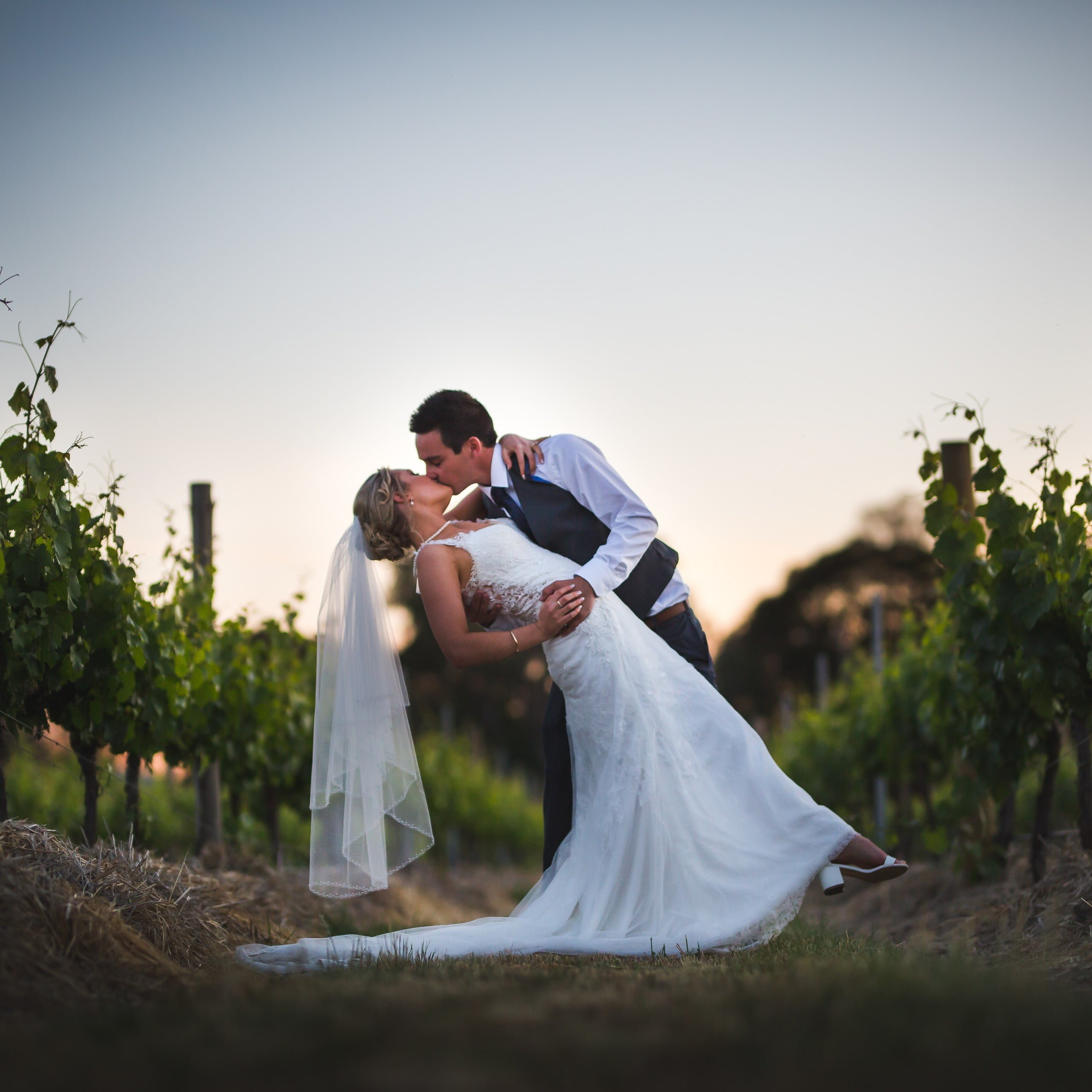 Jones Winery Restaurant Weddings