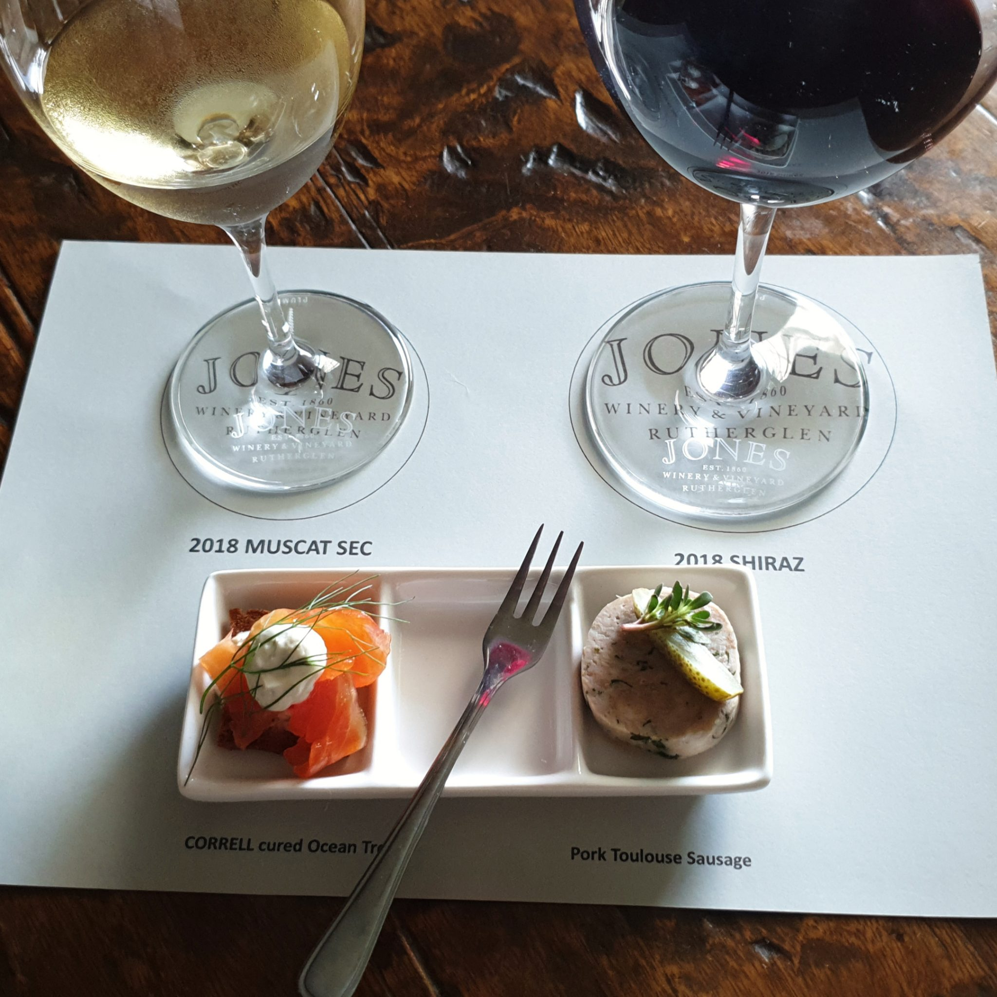 Food & Wine Pairing – a sensory education